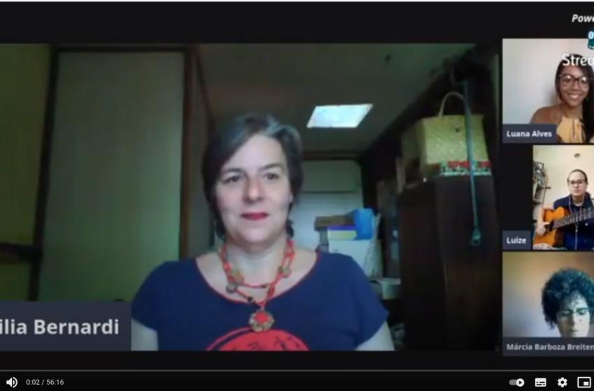 LIVE: Vivências de Mulheres na Extensão Rural