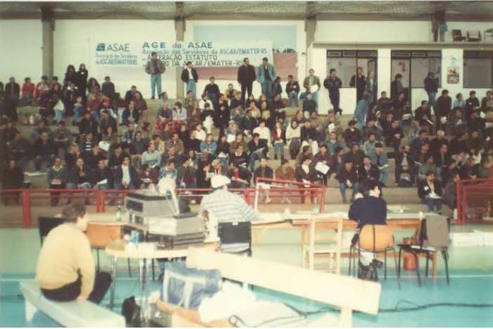Em 1996, no município de Santa Maria, ocorreu a primeira Assembleia Geral Extraordinária para a alteração do estatuto da ASAE