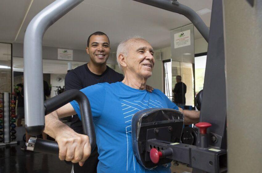 Mantenha o corpo ativo após a aposentadoria