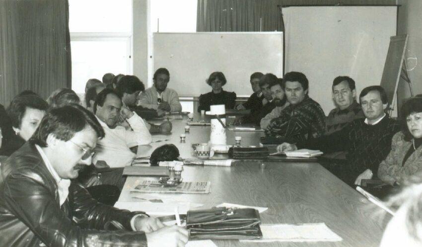 Reunião da Asae com gerentes